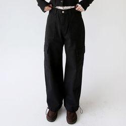 crago wearable loose pants (2colors)