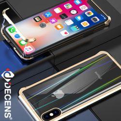 데켄스 M634 아이폰 홀로그램 마그네틱 핸드폰 케이스