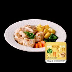 닭가슴살 식단도시락 (소프트마늘+감자) 30팩