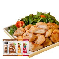 스팀 닭가슴살 혼합구성 100gx100팩(10kg)