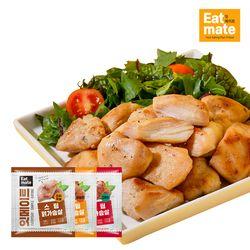 스팀 닭가슴살 혼합구성 100gx50팩(5kg)