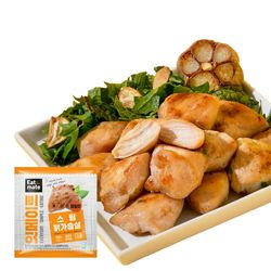 스팀 닭가슴살 마늘맛 100gx30팩(3kg)