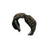 [오뜨르뒤몽드] layered leopard hairband