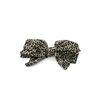[오뜨르뒤몽드] leopard ribbon hairpin