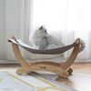 원목 고양이 흔들 해먹 침대