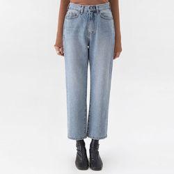 mood bean denim pants (s m)