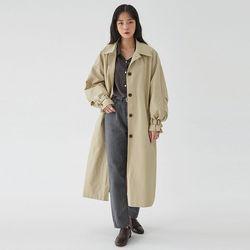 favian single trench coat