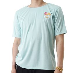 Aloha Hawaii Summer Short Sleeve T (MINT)