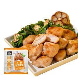 [무료배송] 스팀 닭가슴살 마늘맛 100gx10팩(1kg)