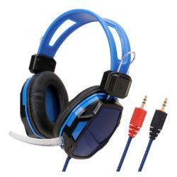 라이브 833MV  게이밍 헤드셋(블루)