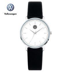 [무료배송] [폭스바겐] 가죽시계 VW1429As-SWBK