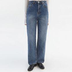 long straight denim pants (s m l)