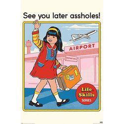 PP34558 스티븐 로즈(See You Later)(61x91) 포스터만