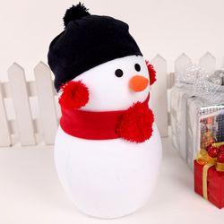 포시 눈사람 35cm 트리 크리스마스 인형 장식 TRDOLC