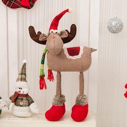 쁘띠 레드 사슴 60cm 트리 크리스마스 인형 TRDOLC
