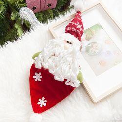 산타 모자 인형 45cm 트리 크리스마스 인형 TRDOLC