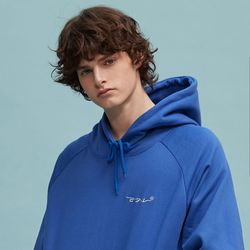 new RC hoody (cobalt blue) 기모