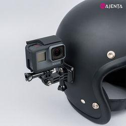 고프로 호환 사이드 마운트  헬멧 마운트