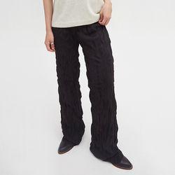 [pants] 링클 밴딩 팬츠