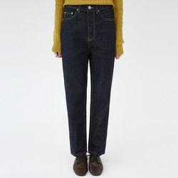 baldy stitch denim pants (s m)