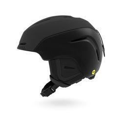 AVERA MIPS AF (아시안핏) 여성용 보드스키 헬멧 - MATTE BLACK