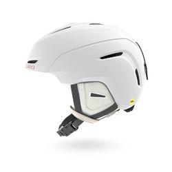 AVERA  MIPS AF (아시안핏) 여성용 보드스키 헬멧-MAT PEARL WH