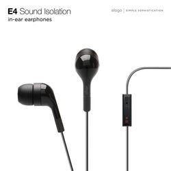 엘라고 E4M 인이어 이어셋커널형 이어폰