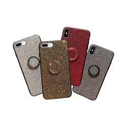 아이폰8 트윙클 글리터 링 하드 케이스 P286