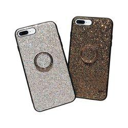 아이폰6 트윙클 글리터 링 하드 케이스 P286