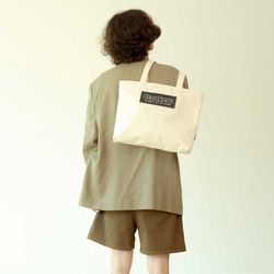 Blankers Basic Canvas Bag (wh-bk)