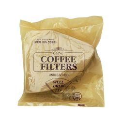 기타 커피필터 1X4 100매
