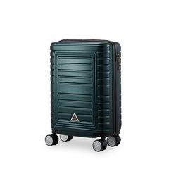 플리거 NEW S2 20인치 메탈그린 하드캐리어 여행가방