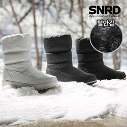 [SNRD] 겨울신발 패딩부츠 털부츠 방한화키높이 SN512
