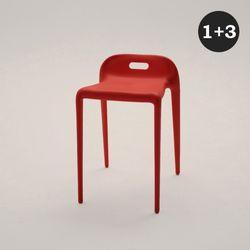코나키 인테리어 스툴 의자 1세트-4개