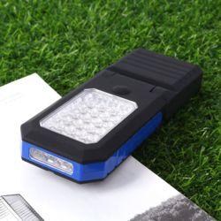 LED 자석 캠핑 랜턴(블루)