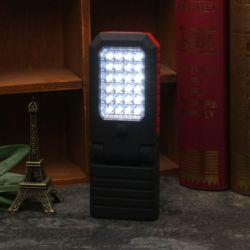 LED 자석 캠핑 랜턴(레드)