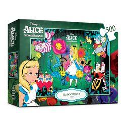 [Disney] 디즈니 이상한 나라의 앨리스 직소퍼즐(500피스D517)