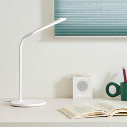 [한샘] 심플 고속무선충전기능 LED 스탠드