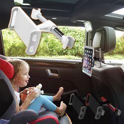 차량용 헤드레스트 태블릿 스마트폰  거치대 1세대