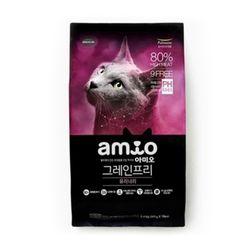고양이사료 아미오 캣 그레인프리 유리너리 5.4kg