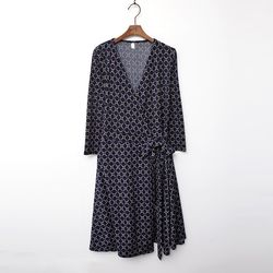 Fantastic Wrap Dress - 긴팔