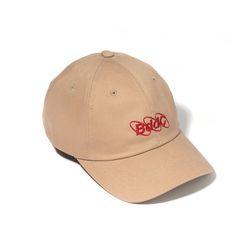 BDDC CURVED CAP-BEIGE