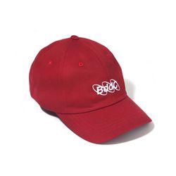 BDDC CURVED CAP-BURGUNDY