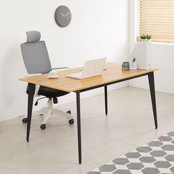 철제 책상테이블 1400x800 디자인프레임