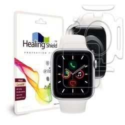애플워치5 44mm 프라임액정2매+심박센서2매+측후면2매