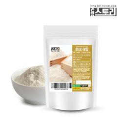 국내산 쌀(생) 분말 200g