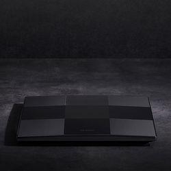 롬브 프리미엄 인바디 체중계 티타늄 블랙