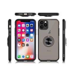아이폰6S 반투명 링 커버 하드 케이스 P348