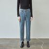 ONE WIDE DENIM PANTS DARK BLUE