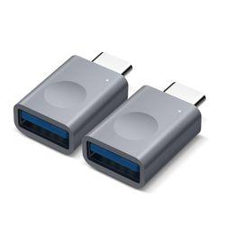 엘라고 알루미늄 USB C타입 LED 변환 어댑터 [2세트]